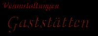 Gaststätten