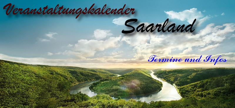 Veranstaltungskalender Saarland
